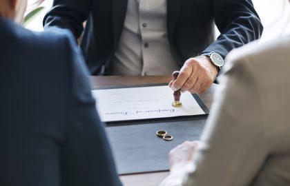 גירושין בשיתוף פעולה – איך לבחור עורך דין בהליך הגירושין?